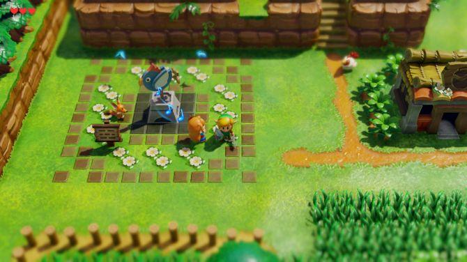 Zelda Link's Awakening : Boss, donjons, amiibo, Nintendo dévoile tout dans une nouvelle vidéo