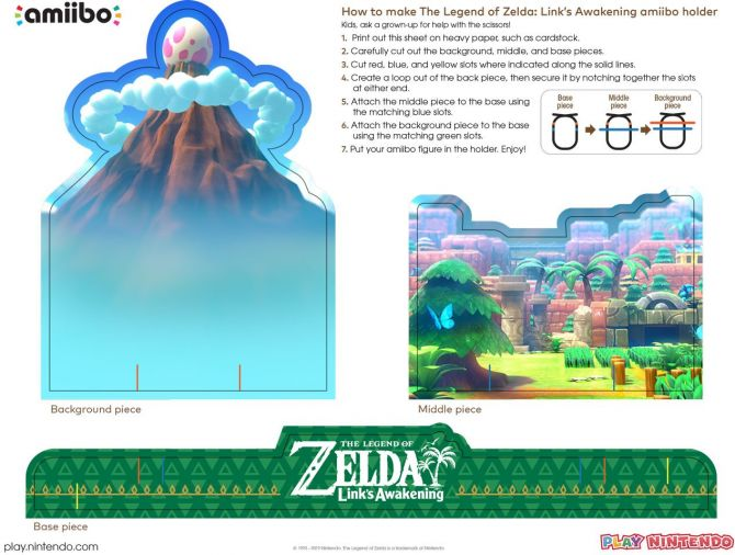 Image The Legend of Zelda : Link's Awakening Switch