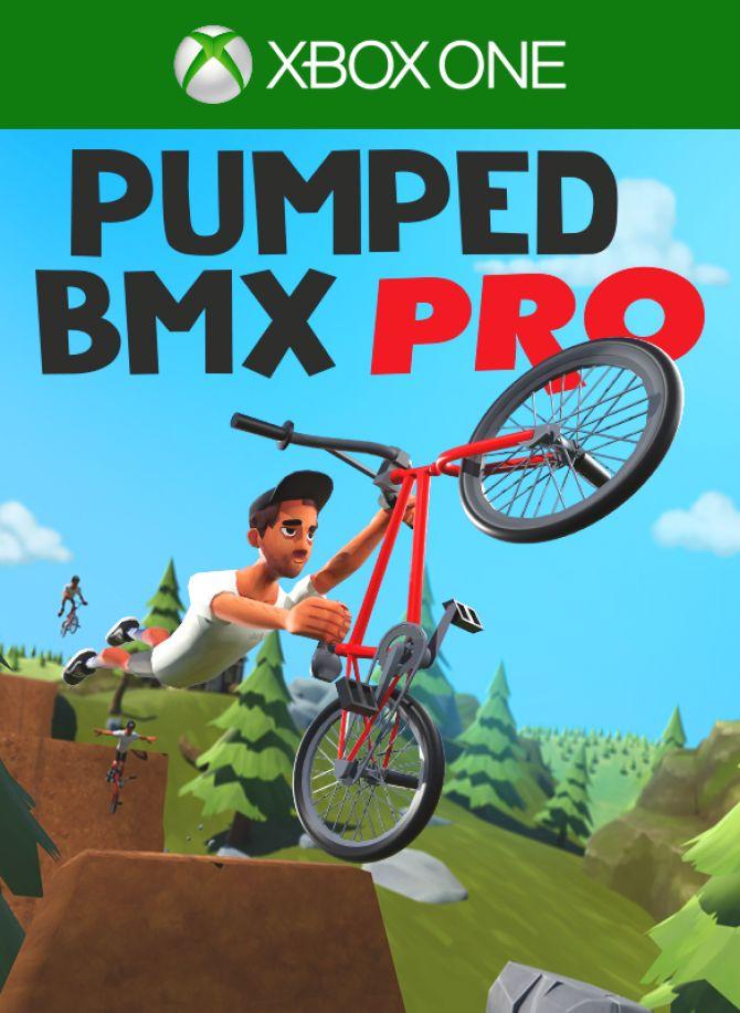 Image Pumped BMX Pro