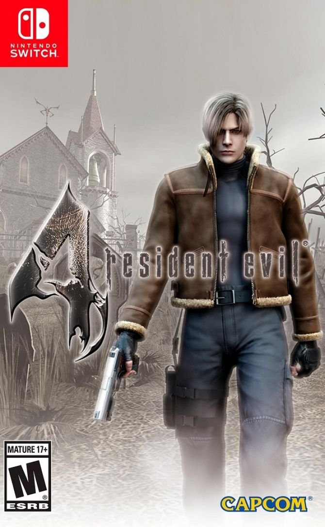 Image Resident Evil 4