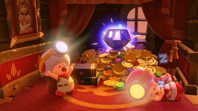 Image Captain Toad : Treasure Tracker - Episode Special