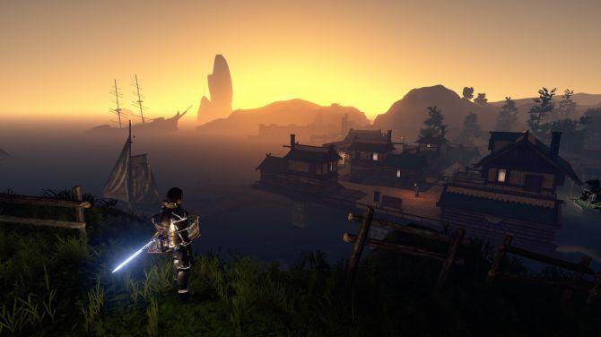 Un Action-RPG mondialement connu actuellement transformé en jeu PlayStation VR