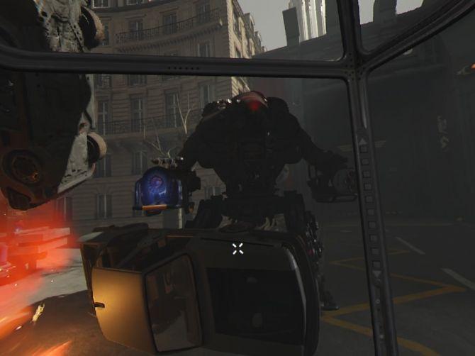 Image Wolfenstein : Cyberpilot
