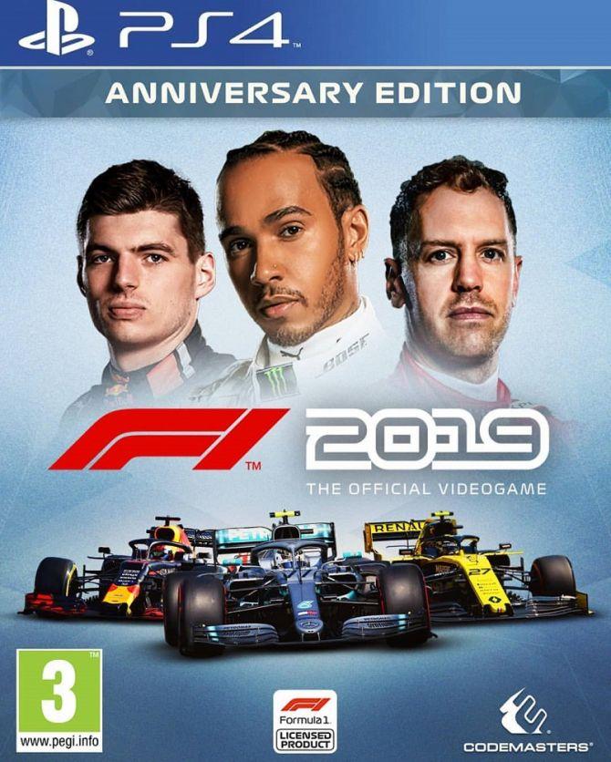 Image F1 2019