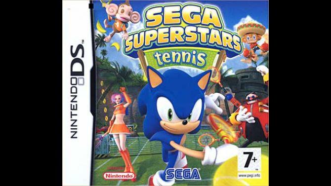 Image Sega Superstars Tennis