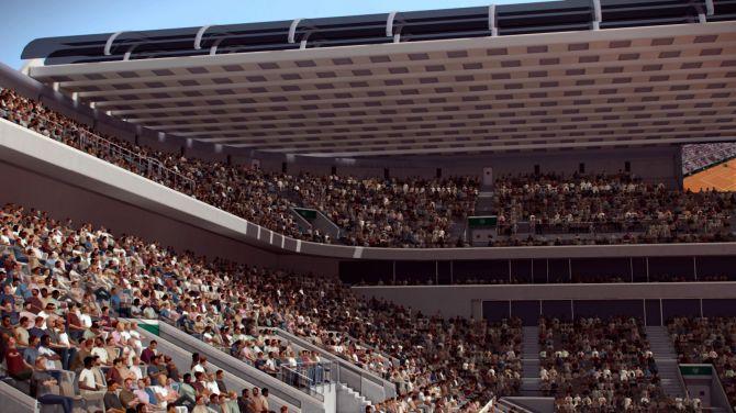 Image Tennis World Tour : Roland Garros Edition