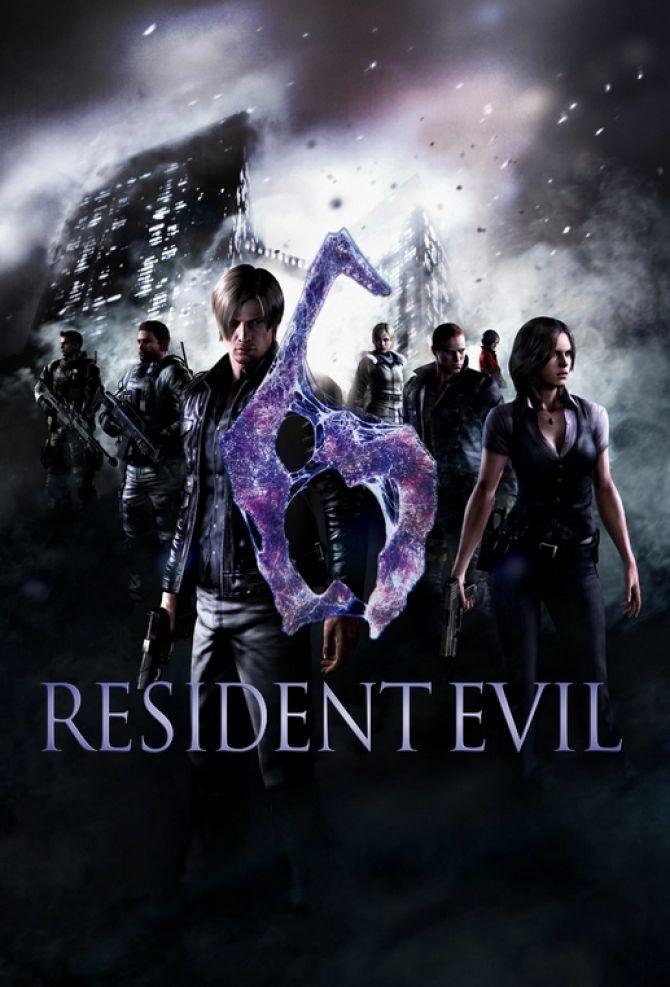 Image Resident Evil 6