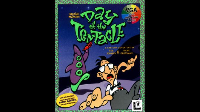 Image Day of the Tentacle