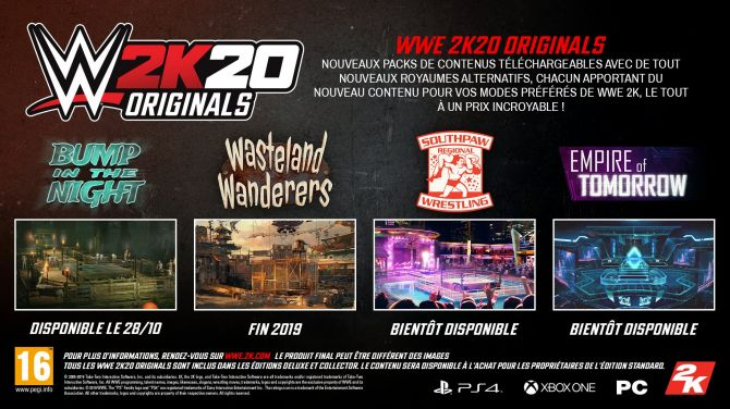 Image WWE 2K20