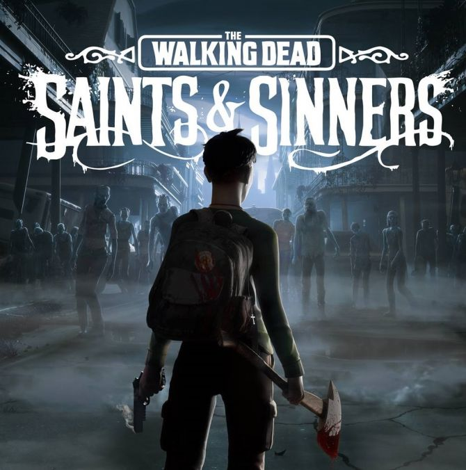 Image The Walking Dead : Saints & Sinners