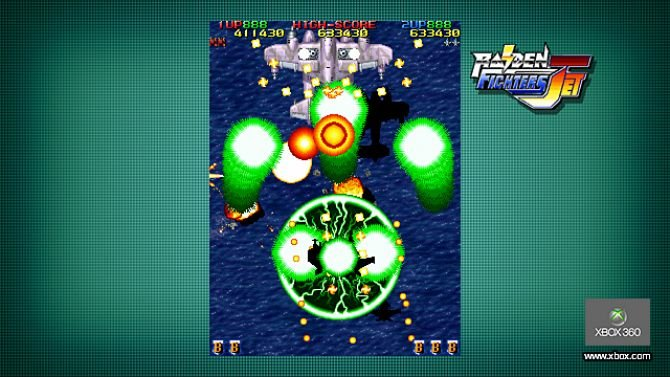 Image Raiden Fighters Aces