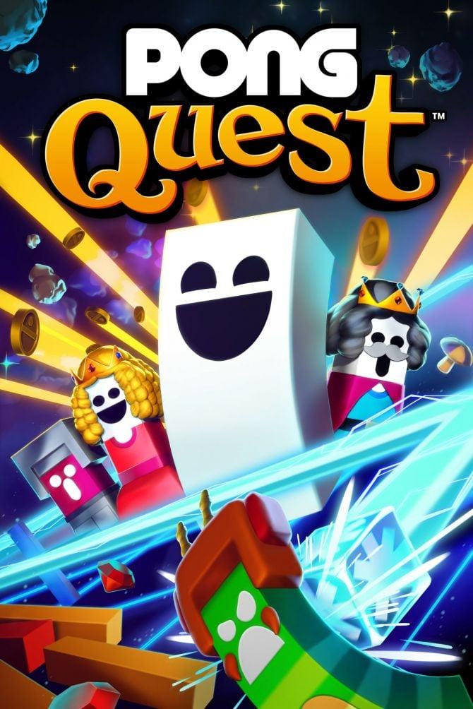 Image PONG Quest