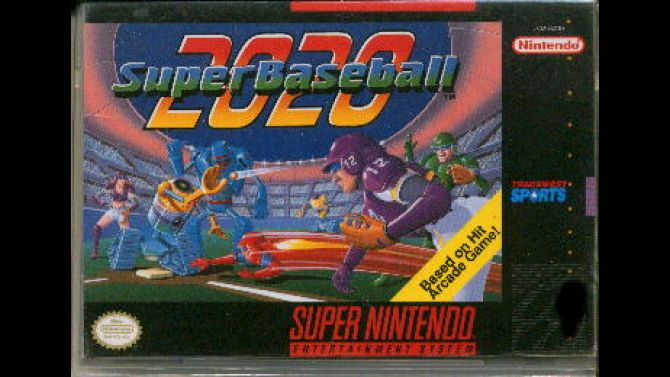 Image Super Baseball 2020
