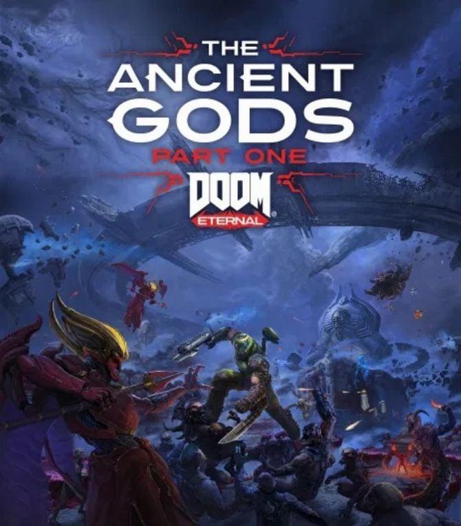 Image DOOM Eternal : The Ancient Gods Part 1