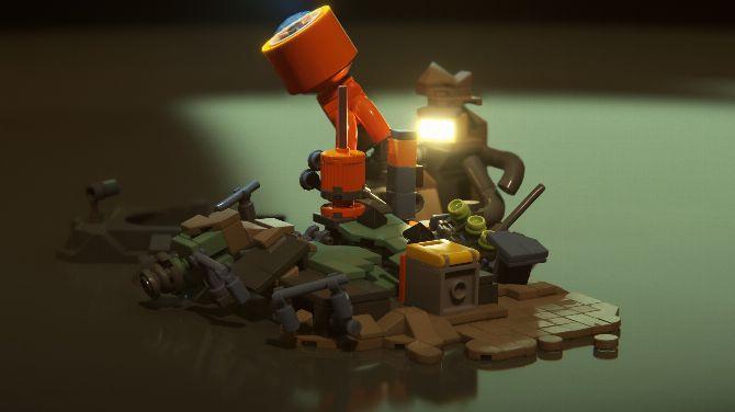 Image LEGO Builder's Journey
