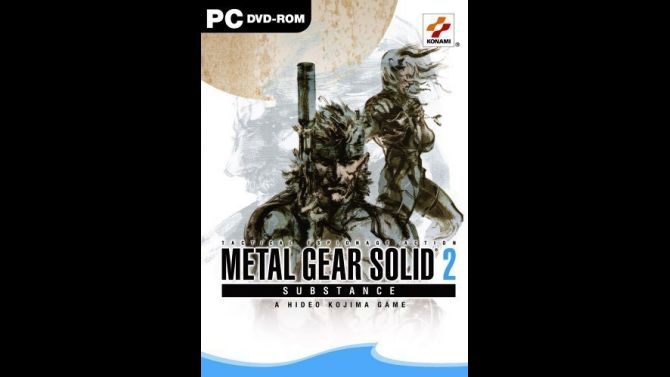 Image Metal Gear Solid 2 : Substance