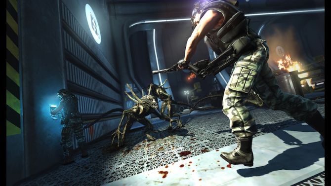 Image Aliens : Colonial Marines