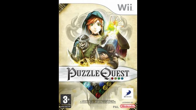 Image Puzzle Quest : Challenge of the Warlords