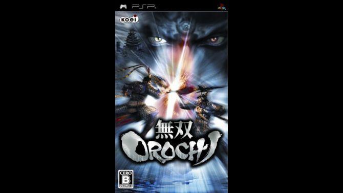 Image Warriors Orochi