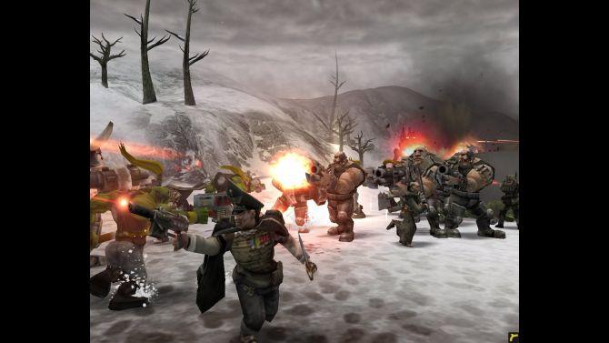 Image Warhammer 40.000 : Dawn of War - Winter Assault