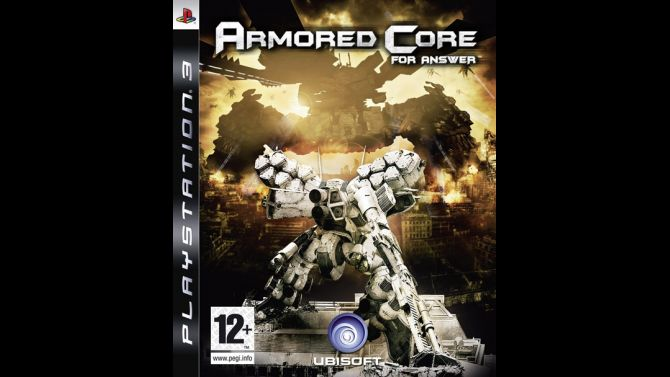 Image Armored Core For Answer