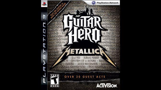 Image Guitar Hero : Metallica