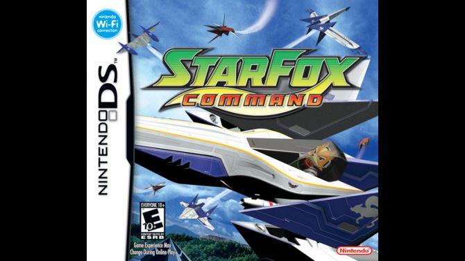Image StarFox Command