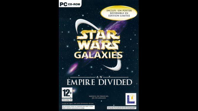 Image Star Wars Galaxies : An Empire Divided