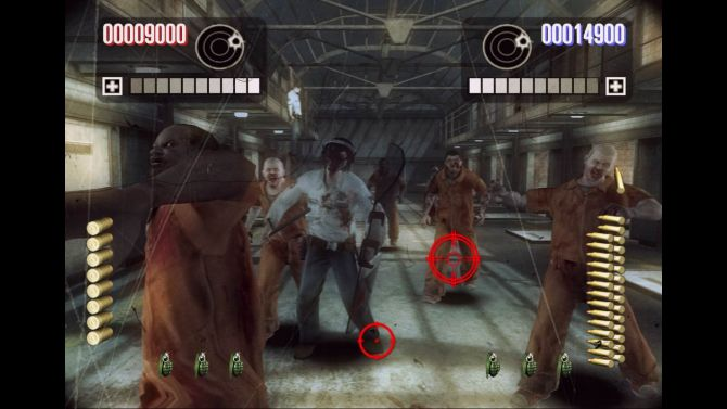 Image The House of the Dead : Overkill