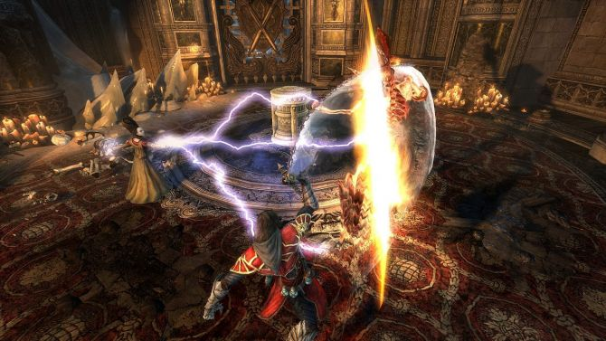 Image Castlevania : Lords of Shadow
