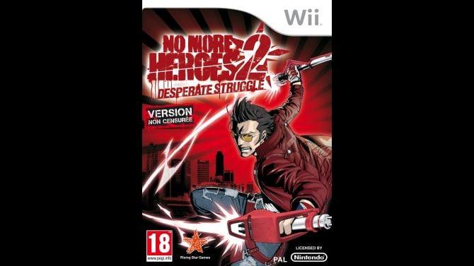 Image No More Heroes 2 : Desperate Struggle