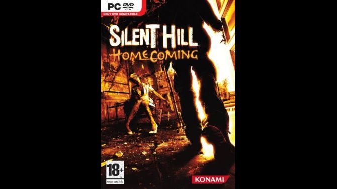 Image Silent Hill : Homecoming