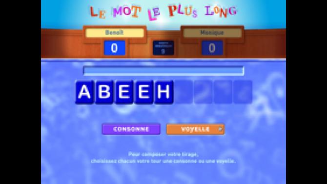 Des jeux de chiffres et des lettres pour PC - toucharger.com