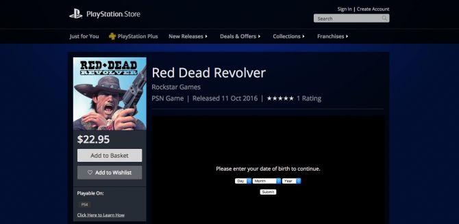 Image Red Dead Revolver