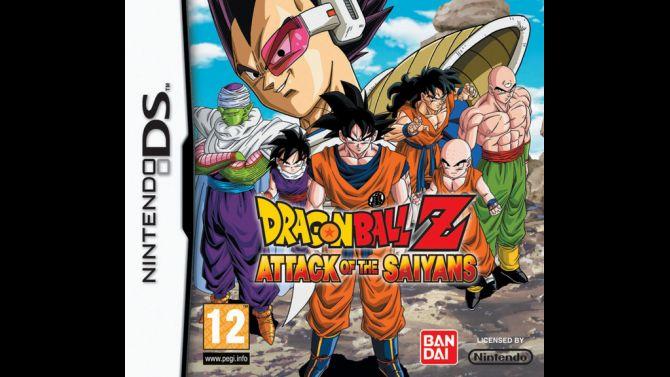 Image Dragon Ball Z : Attack of the Saiyans