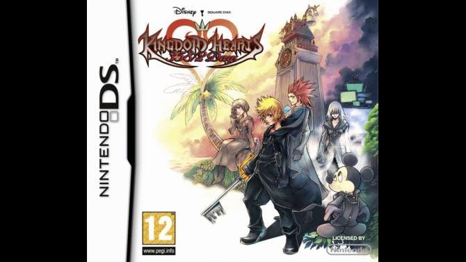 Image Kingdom Hearts 358/2 Days