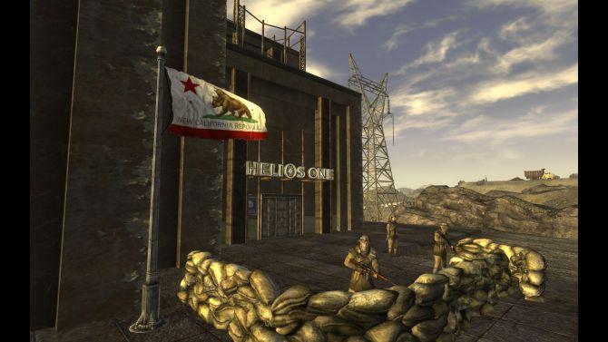 Fallout new vegas nos impressions - Qu est ce qu un coursier ...
