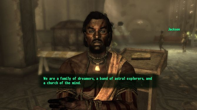Image Fallout 3 : Point Lookout