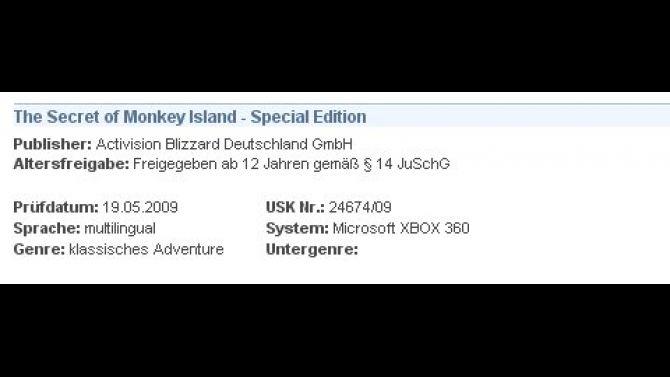 Image The Secret of Monkey Island