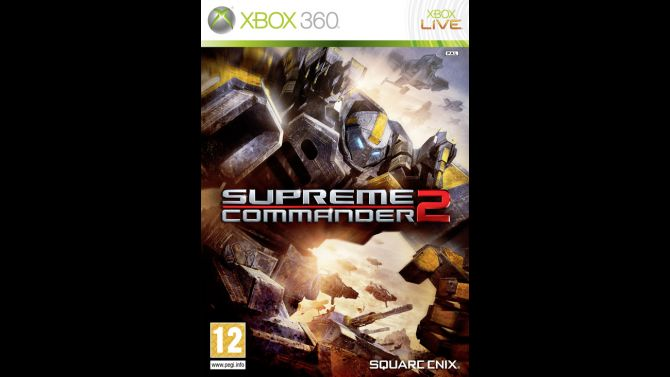 Image Supreme Commander 2