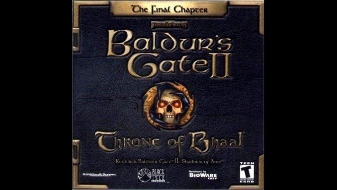 Image Baldur's Gate 2 : Throne of Bhaal