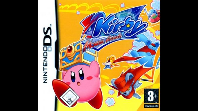 Image Kirby : Les Souris Attaquent