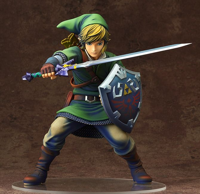 Image The Legend of Zelda : Skyward Sword