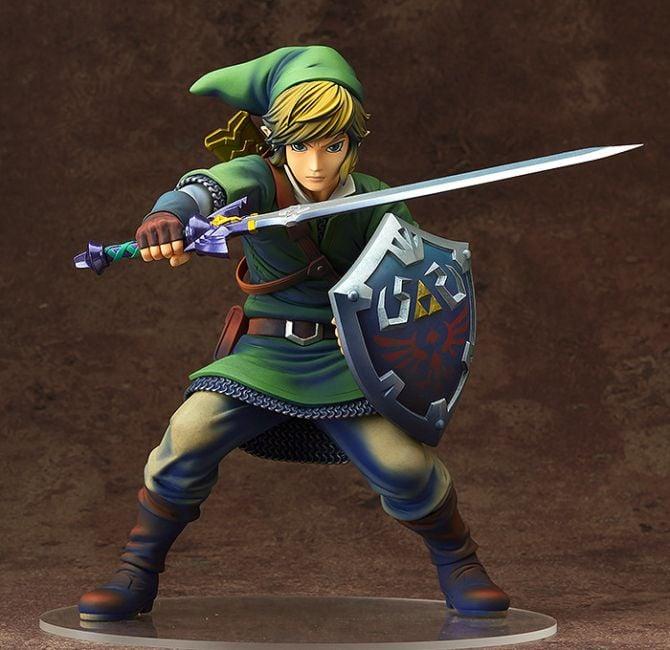 Image The Legend of Zelda : Skyward Sword