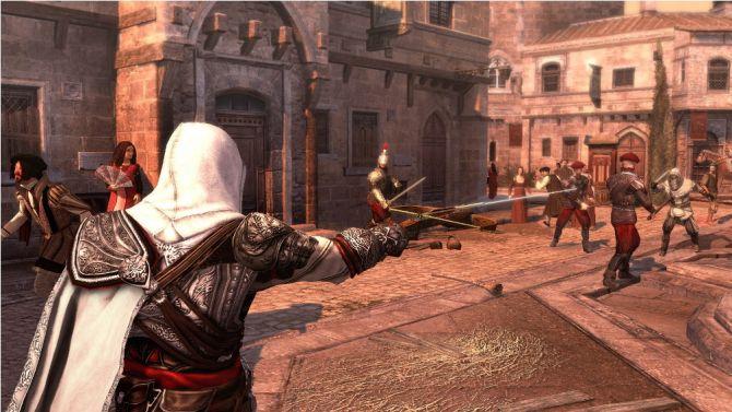Image Assassin's Creed : Brotherhood