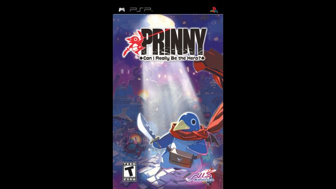 Image Prinny : Can I Really Be the Hero ?