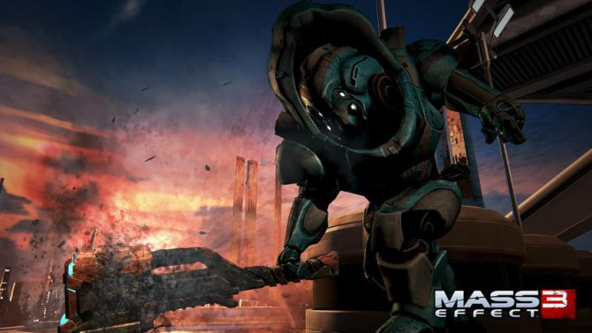 Image Mass Effect 3