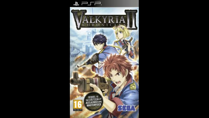 Image Valkyria Chronicles II