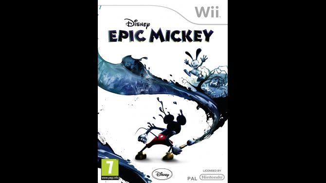 Image Disney Epic Mickey