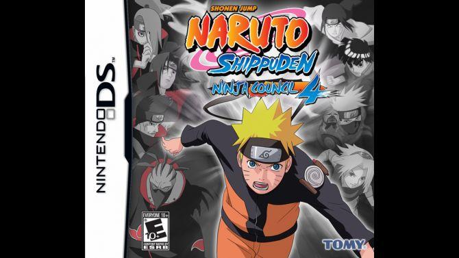 Image Naruto Shippuden Ninja Council 4